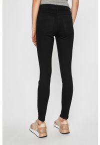 Czarne jeansy Jacqueline de Yong