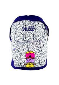 Little Miss Sunshine Plecak , fioletowy, wymiary 43x30x18cm. Kolor: fioletowy. Wzór: aplikacja