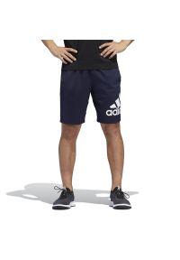 Spodenki sportowe Adidas ClimaLite (Adidas), z aplikacjami