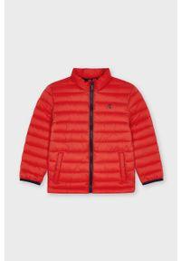 Czerwona kurtka Mayoral casualowa, na co dzień