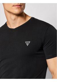 Guess Komplet 2 t-shirtów U97G03 JR003 Czarny Slim Fit. Kolor: czarny