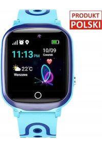 GoGPS SMARTWATCH DLA DZIECI LOKALIZATOR GPS GoGPS K17. Rodzaj zegarka: smartwatch