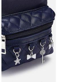 Niebieski plecak Mayoral z aplikacjami
