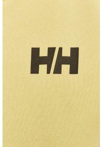Bluza nierozpinana Helly Hansen z nadrukiem, z kapturem, casualowa