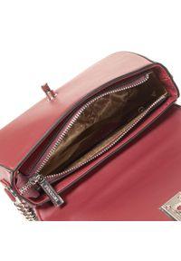 Czerwona torebka Puccini klasyczna