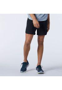 New Balance MS11280BK. Materiał: materiał, poliester. Sport: fitness, bieganie