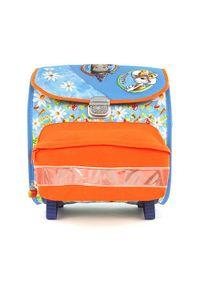 Plecak Diddl & Friends w kolorowe wzory, klasyczny