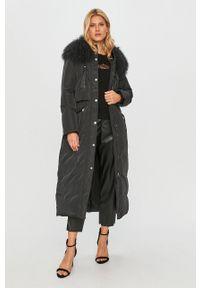 Czarna kurtka MAX&Co. z kapturem
