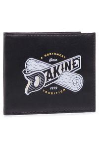 Czarny portfel Dakine
