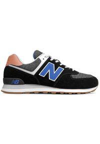 Buty sportowe New Balance na co dzień, w kolorowe wzory, trekkingowe