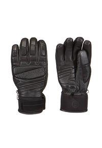 Rękawiczki sportowe Bogner z motywem zwierzęcym, Primaloft, narciarskie