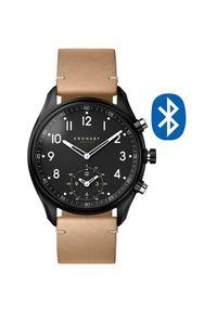 Kronaby Połączony wodoodporny zegarek Apex A1000-0730. Styl: retro