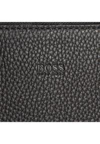 Czarna torba na laptopa BOSS