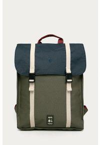 Zielony plecak Lefrik
