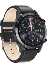 Smartwatch Promis SM40 Czarny (SM40/1-L13). Rodzaj zegarka: smartwatch. Kolor: czarny