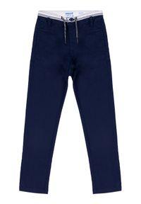 Niebieskie spodnie Mayoral