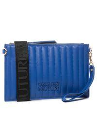 Niebieska listonoszka Versace Jeans Couture elegancka