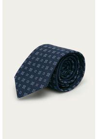 Strellson - Krawat. Kolor: niebieski