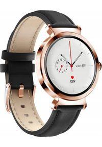 Smartwatch Bakeeley SD-1 Czarny. Rodzaj zegarka: smartwatch. Kolor: czarny
