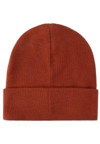 Pomarańczowa czapka zimowa Quiksilver