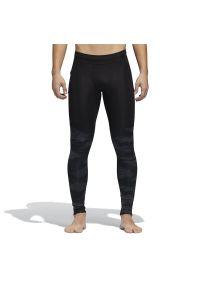 Adidas - ADIDAS SUPERNOVA TKO GRAPHICS > CF5971. Materiał: elastan, skóra, materiał, poliester. Technologia: ClimaLite (Adidas). Sport: fitness, bieganie