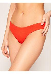 Guess Dół od bikini E02O07 MC03C Pomarańczowy. Kolor: pomarańczowy