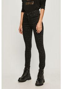 Pepe Jeans - Jeansy Regent Panther. Stan: podwyższony. Kolor: szary