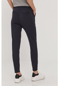 Vero Moda - Spodnie. Okazja: na co dzień. Kolor: niebieski. Styl: casual