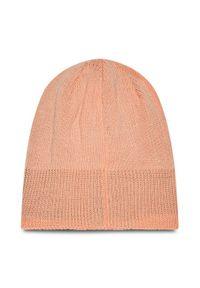 Pomarańczowa czapka salomon