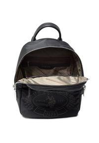 U.S. Polo Assn - Plecak U.S. POLO ASSN. - Springfield Backpack Bag BEUPA5090WIP000 Black. Kolor: czarny. Materiał: materiał. Styl: klasyczny, elegancki
