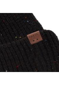 Czarna czapka zimowa Barts