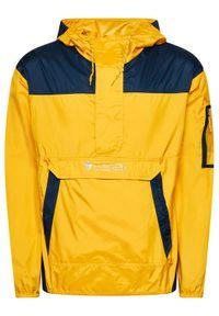 Żółta kurtka przejściowa columbia