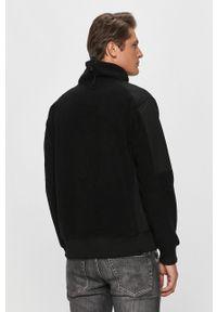 Czarna bluza nierozpinana G-Star RAW casualowa, na co dzień