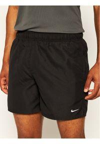 Czarne szorty Nike