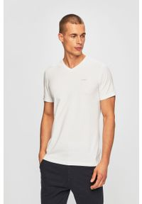 Biały t-shirt JOOP!