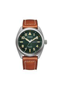 CITIZEN ZEGAREK Military BM8560-11XE. Rodzaj zegarka: analogowe