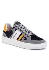 Sneakersy Togoshi w kolorowe wzory
