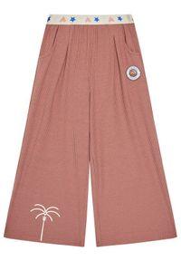 Różowe spodnie Femi Stories