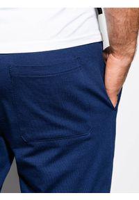 Niebieskie szorty Ombre Clothing casualowe, na co dzień, krótkie