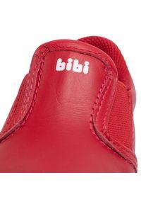 Bibi - Tenisówki BIBI - Agility Mini 1046260 Red. Kolor: czerwony. Materiał: materiał, skóra