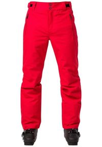 Rossignol - ROSSIGNOL Spodnie narciarskie RAPIDE PANT red. Sport: narciarstwo
