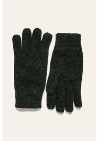 Szare rękawiczki Blend