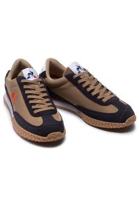 Brązowe buty sportowe Le Coq Sportif
