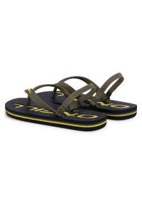 Zielone sandały O'Neill klasyczne, na lato