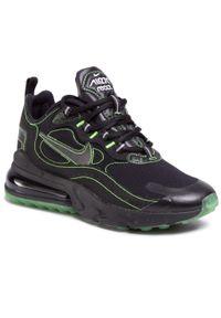 Czarne buty sportowe Nike Nike Air Max, z cholewką, na co dzień