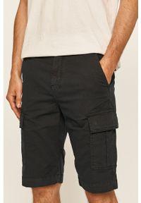 Niebieskie szorty Guess Jeans na co dzień, casualowe