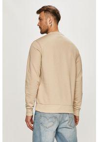 Bluza nierozpinana Calvin Klein bez kaptura, casualowa, na co dzień