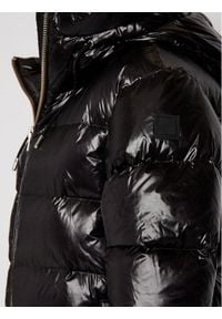 Woolrich Kurtka puchowa Bricht CFWWOU0283FRUT1702 Czarny Comfort Fit. Kolor: czarny. Materiał: puch