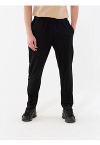 outhorn - Spodnie trekkingowe męskie. Materiał: bawełna, tkanina, elastan. Sport: turystyka piesza
