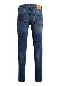 Jack & Jones - Jack&Jones Jeansy Glenn 12174324 Granatowy Slim Fit. Kolor: niebieski